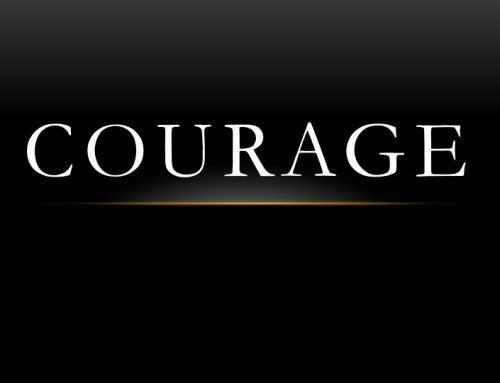 Transforming Lives Through Courageous Leadership